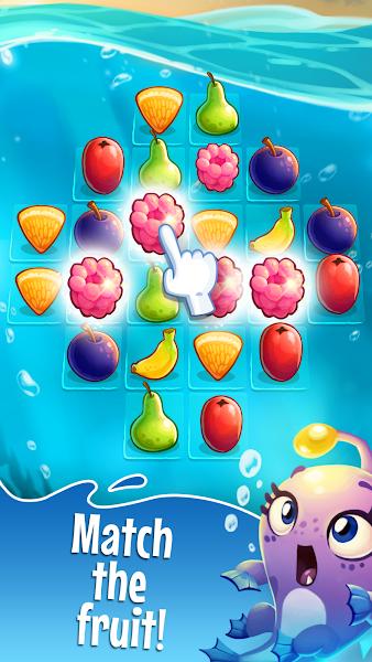 Fruit Nibblers v1.22.2 (Mod Gold)