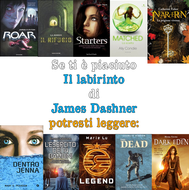 Il labirinto di James Dashner