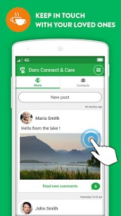 Doro Connect & Care®- screenshot thumbnail