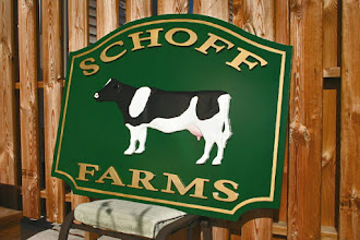 Photo: Farm Signs ..Check out www.nicecarvings.com