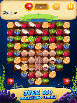 Fruit Bump: Match 3 apk screenshot