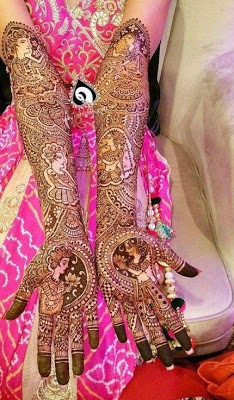 Indian Bridal Mehndi Designs - screenshot