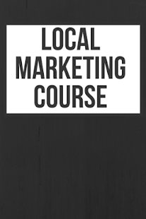 Local Marketing Course - náhled