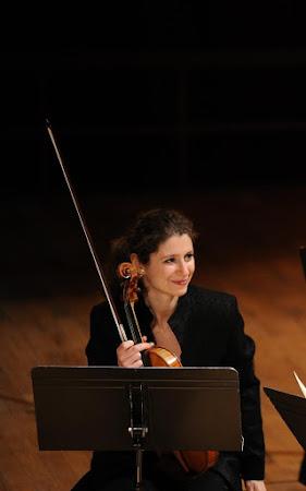 Хеди Керпичан - цигулка