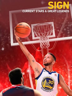NBA General Manager 2018 - Mobile basketball game