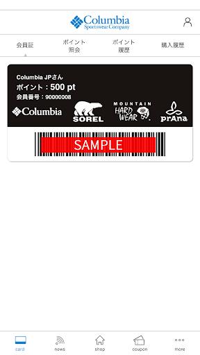 Columbia Sportswear Japan 1.0.0 Windows u7528 2