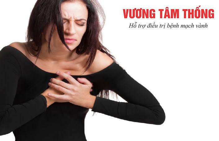 Đau thắt ngực ở phụ nữ có thể khác với nam giới