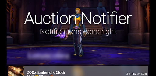 wow best auction addon 2019 Auction Notifier for World of Warcraft   Apps on Google Play
