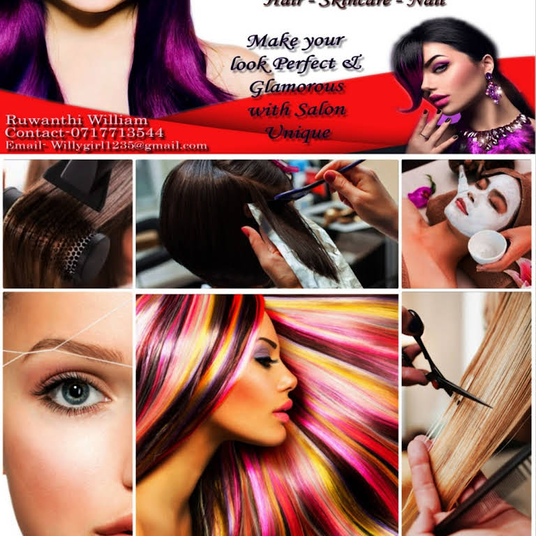 Salon Unique - Beauty Salon in Ragama