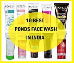 best Ponds Face Wash