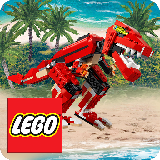 LEGO® Creator Islands - Build, Play & Explore Icon