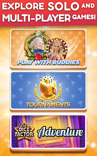 YAHTZEEu00ae With Buddies Dice Game 7.1.0 screenshots 9