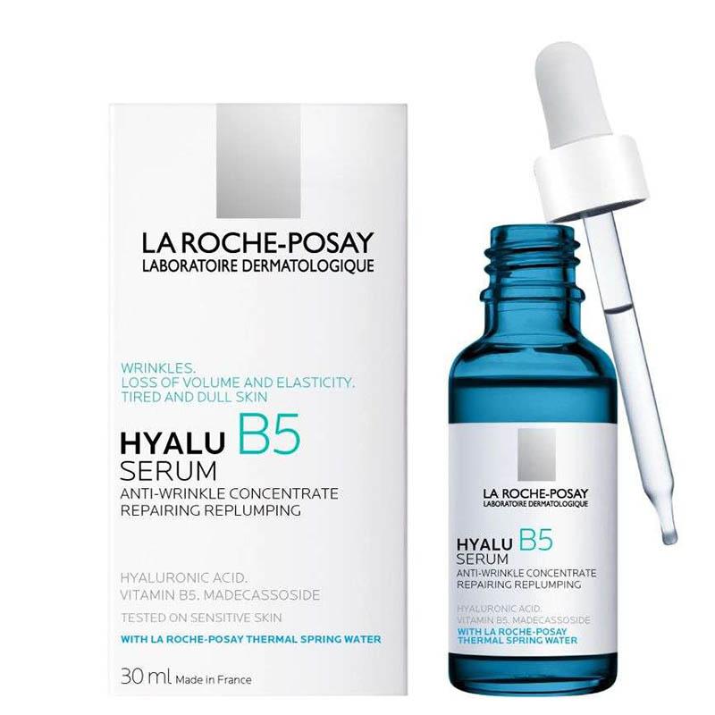Serum HYALU B5 của La Roche-Posay có vẻ ngoài sang chảnh không thua kém mỹ phẩm High-End