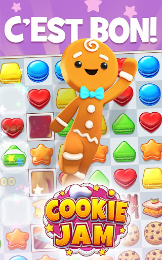 Cookie Jamu2122 Match 3 Games | Connect 3 or More apkpoly screenshots 6