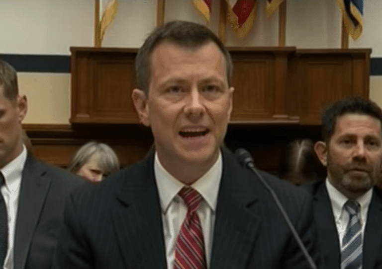Newly released Strzok-Page texts reveal bias