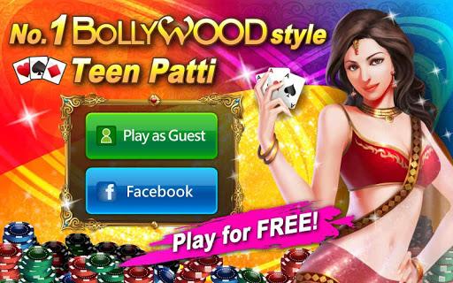 Teen Patti - Bollywood 3 Patti screenshot 00