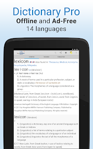 Dictionary Pro (Cracked) 6