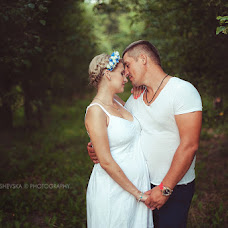 Wedding photographer Mariya Konishevskaya (Konishevska). Photo of 09.10.2014
