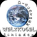 Discothek Weltkugel icon