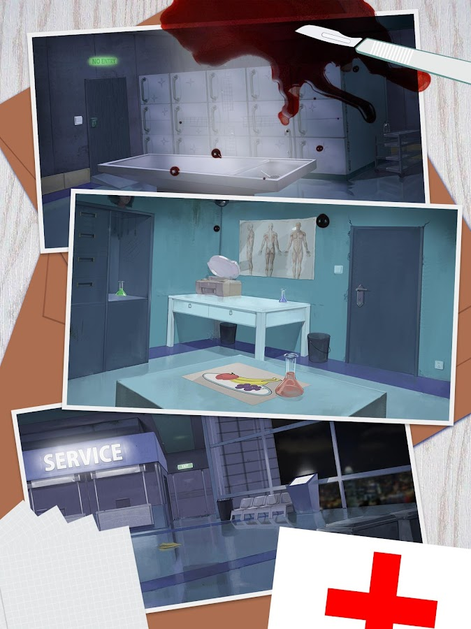Hospital Escape:Escape The Room Games- screenshot
