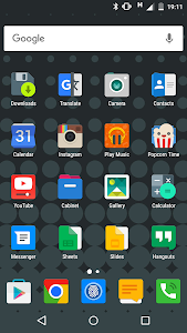 Touch - icon pack v1.0.0