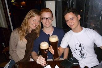 Photo: ...im Irish Pub in San José!