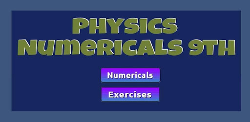 Physics Numericals And S/A 9th - Apps on Google Play