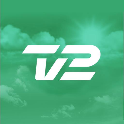TV 2 Vejr - vejrudsigt, byvejr