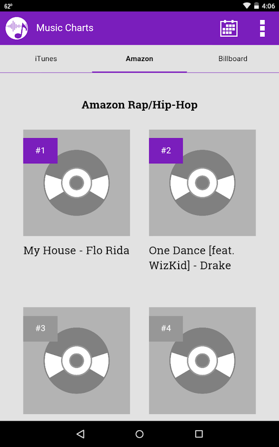 Top Rap R&B Music Charts- screenshot