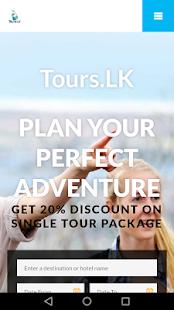 Tours.LK - náhled