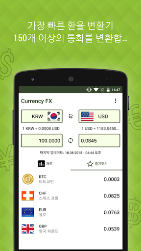 Currency FX - 환율