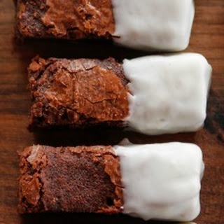 Black and White Brownies.