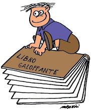 Photo: Libro galoppante