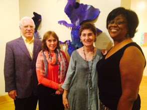 Photo: Brenda Dawson, Valetta, Donna Brennan, and Jim Bergey