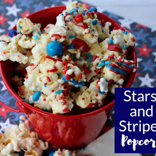 Stars and Stripes Popcorn Recipe