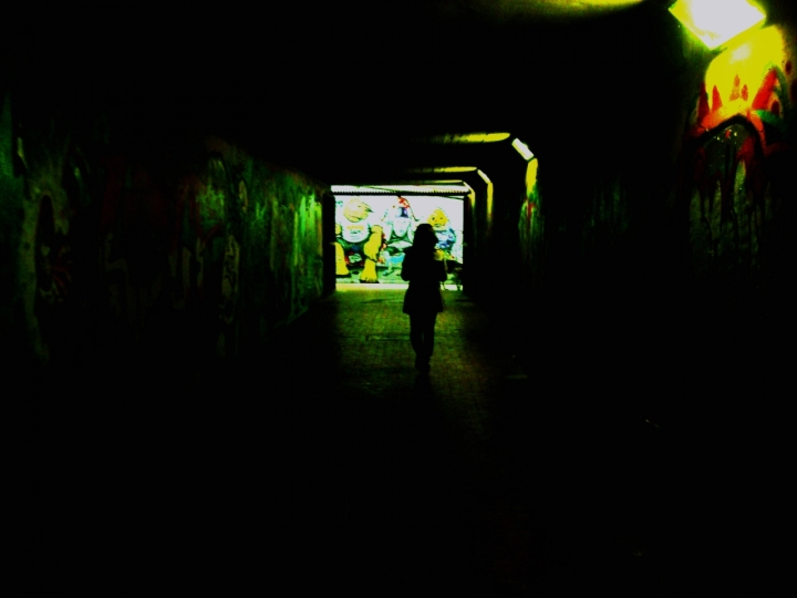 Sono fuori dal tunnel del divertimento di Batistini Samuele