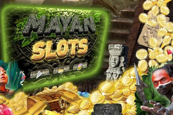 Mayan Slots - screenshot