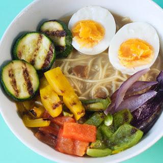 Ton Kotsu Noodle Soup.