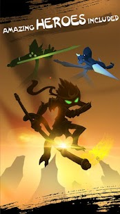 League of Stickman android mod