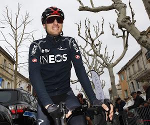 Aderlating voor Team INEOS Grenadiers: Italiaanse specialist in eendagskoersen is geblesseerd en haakt af voor Strade Bianche en Milaan-San Remo