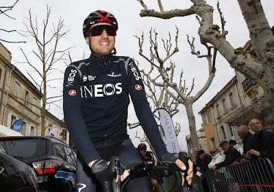 Team Ineos trekt 4 renners terug voor het Italiaans kampioenschap wegens positieve coronatest