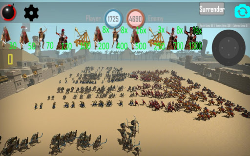 CLASH OF MUMMIES: PHARAOH RTS apkdebit screenshots 8