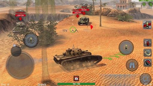 World of Tanks Blitz MMO  trampa 6