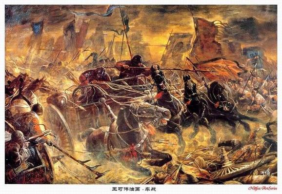 [BC770~BC221] 춘추전국시대 전쟁