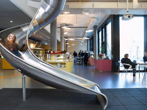 Офис Google в Цюрихе