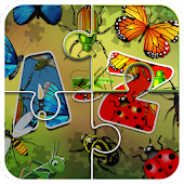 Jigsaw Puzzle for Insects