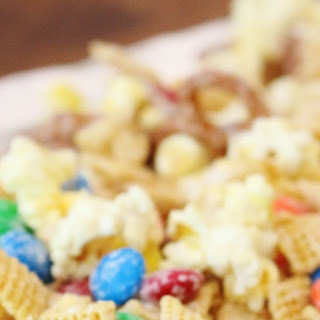 The Ultimate Chex Snack Mix