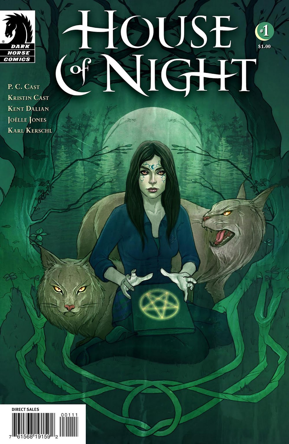 House of Night (2011) - complete