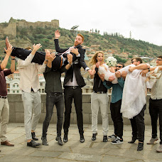 Wedding photographer Teo Aladashvili (Teo259). Photo of 06.07.2018