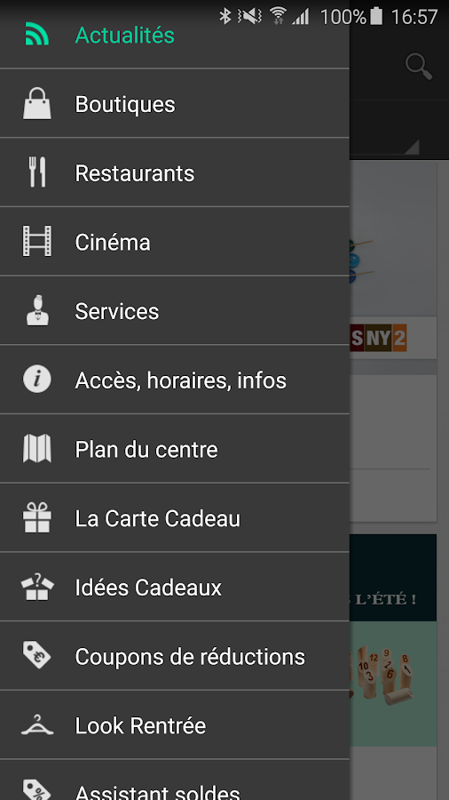 Rosny 2 android apps on google play - Horaire rosny 2 ...
